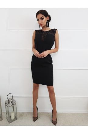 44174b18d0 Sukienka Mała Czarna - Kartes-Moda