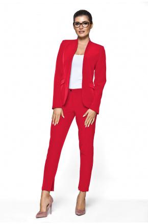 4daa2756f9 Kartes-Moda - Aktualnosci - Garnitur damski - modny strój na wiele ...