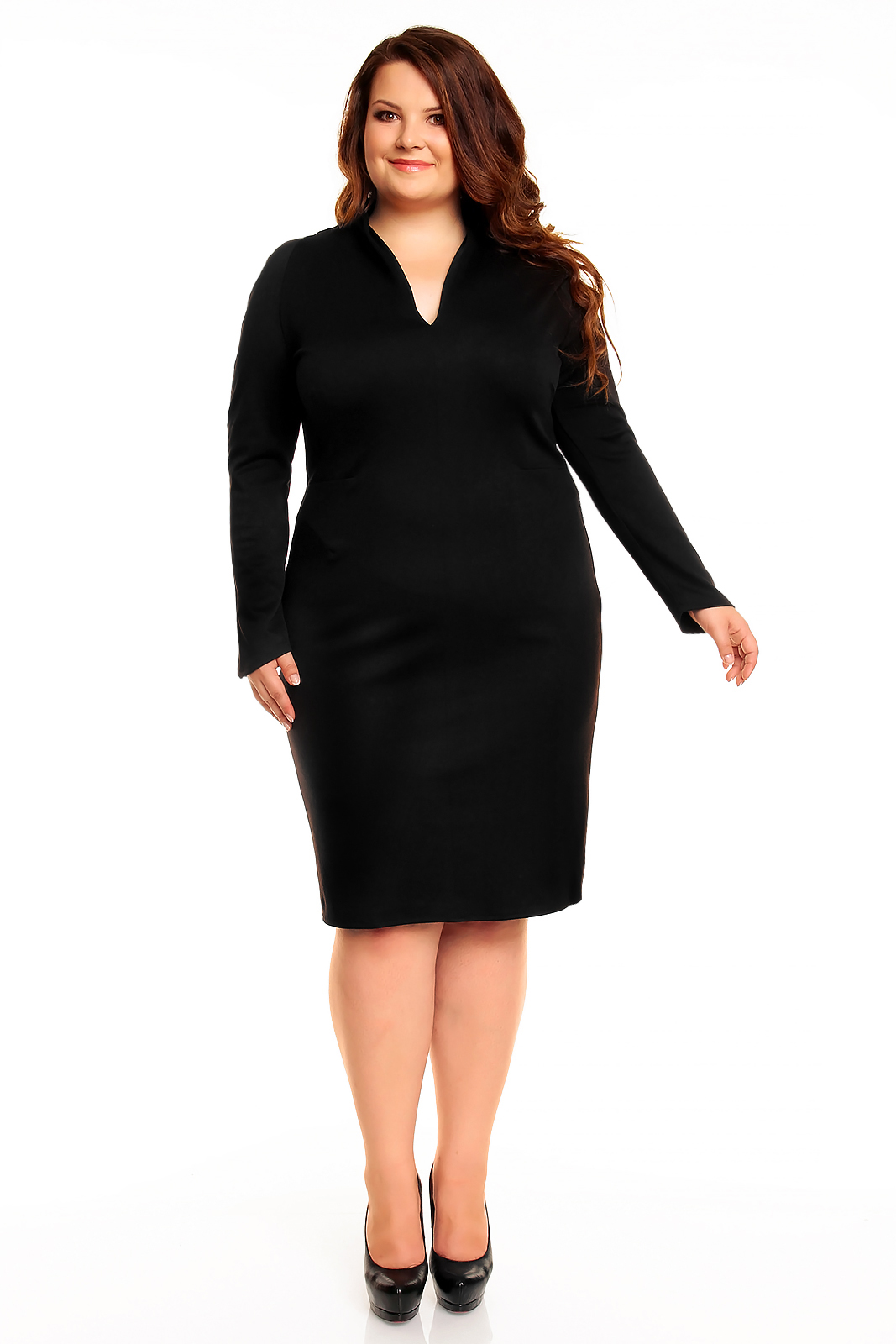Whether it's jeans, skirts or dress pants, shop plus-size clothing that fits. Fill your wardrobe with items you'll be excited to wear. Women's plus size clothing should feel good on your body and look great, too.