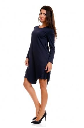 Dzianinowa sukienka OVERSIZE KM165