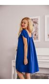 Minimalistyczna sukienka do casualowych stylizacji na co dzień i na ważniejsze wyjścia.