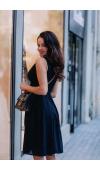 szyfonowa sukienka xxl
