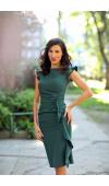 Piękna sukienka podkreślająca atuty damskiej figury. Idealna na randki, wesela i inne imprezy.