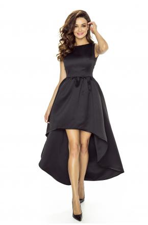 Wieczorowa asymetryczna suknia KM248