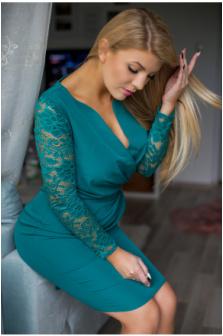 Co do sukienki na wierzch?