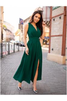 Polecane dodatki do zielonej sukienki