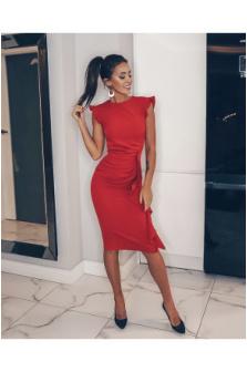 Jak malować paznokcie do czerwonej sukienki?