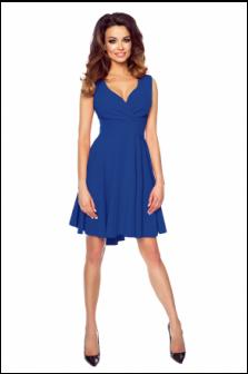 Sukienki, które wydłużają optycznie