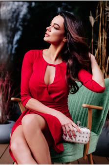 Czerwone sukienki na karnawał